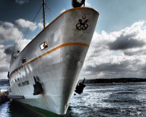 Quanto rischia una nave per un attacco informatico?