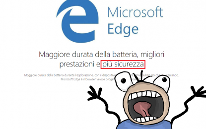 Protezione da Flash? Se lo propone Facebook per Edge non serve