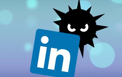 Una proposta di lavoro via LinkedIn? No: è un malware