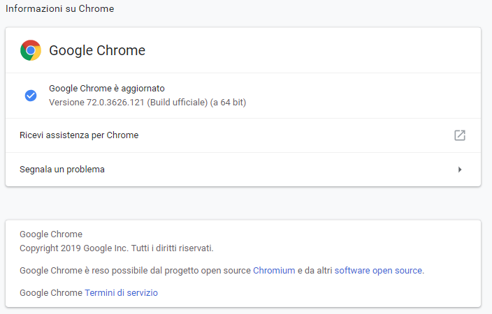 Windows Chrome