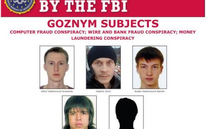 """Europol smantella il gruppo GozNym. """"Hanno rubato 100 milioni di dollari"""""""