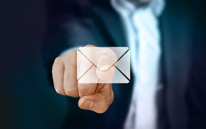 Gli attacchi via email continuano ad aumentare