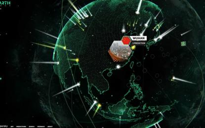 Una nuova immagine, una nuova identità, una nuova visione del futuro: Earth 2050!