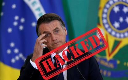 Arrestati gli hacker che hanno violato l'account Telegram di Bolsonaro