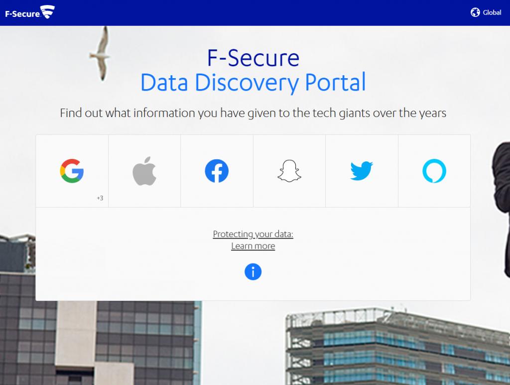 Data Discovery Portal