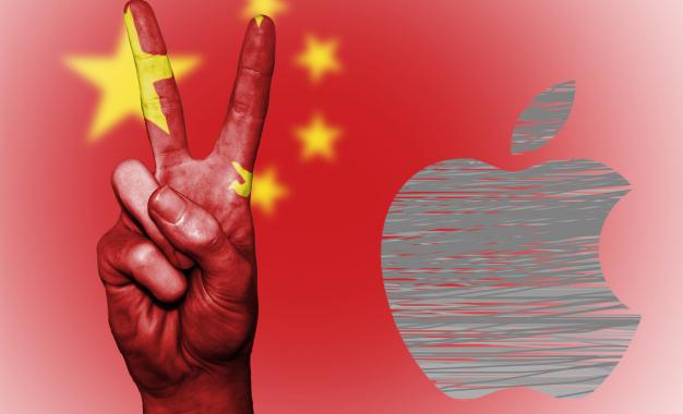 Apple aiuta la Cina a tracciare gli utenti? No, però…