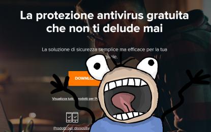 Avast raccoglieva informazioni sugli utenti e le cedeva a terzi