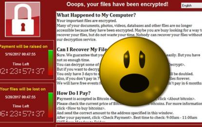 È il 2021 e WannaCry colpisce ancora migliaia di computer