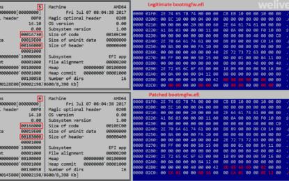 ESPecter: il bootkit invisibile è in circolazione dal 2012